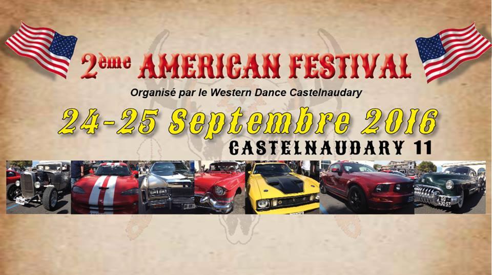 2 eme american festival castelnaudary