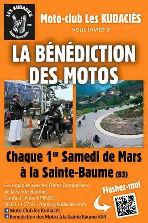 LA BENEDICTION DES MOTOS