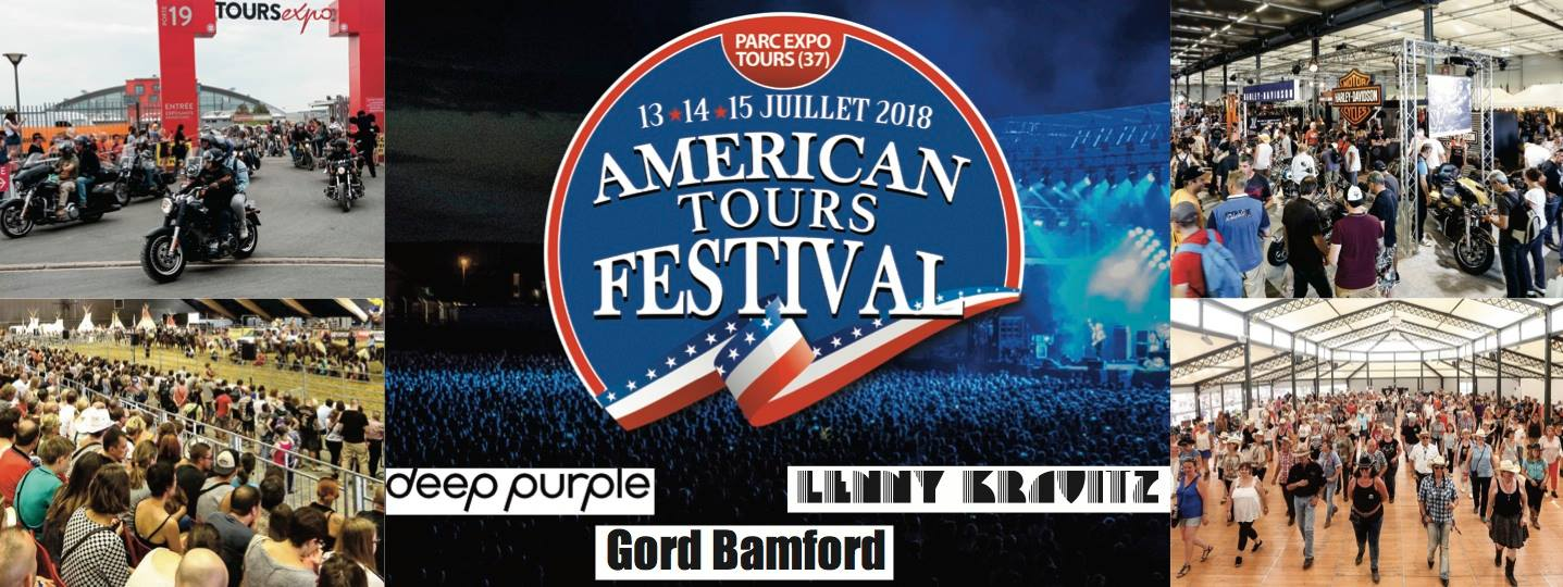American testival tours