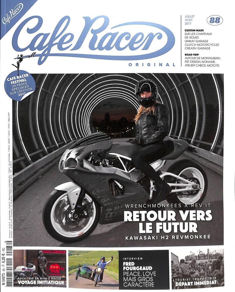 Cafe racer 88
