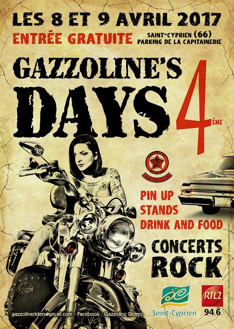 Gazzolines
