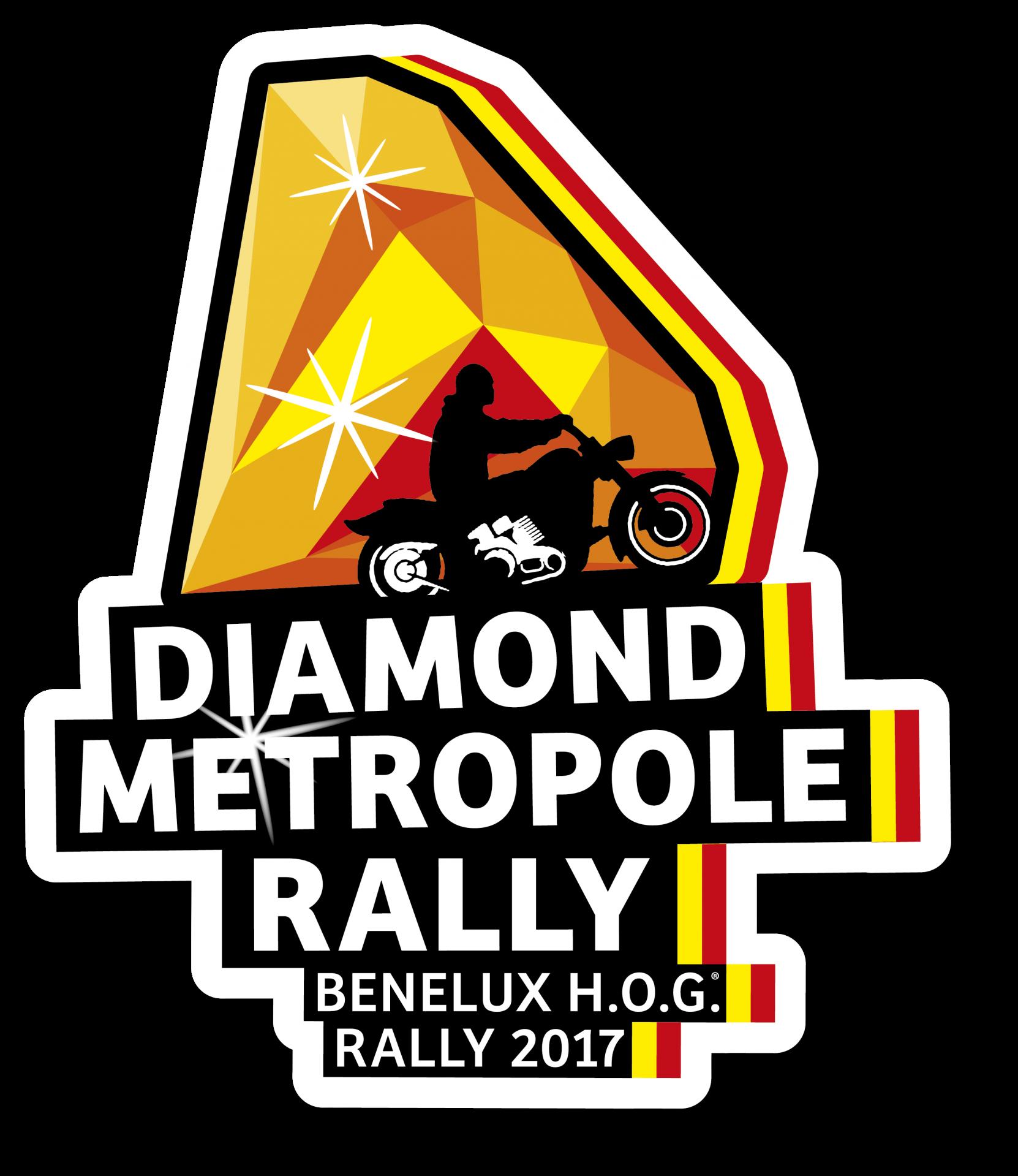 Hog rally 2017 logo