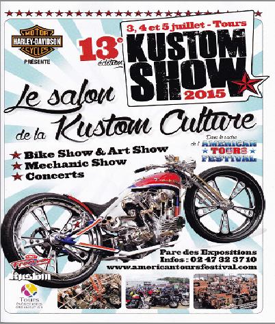 Kustom show 2015