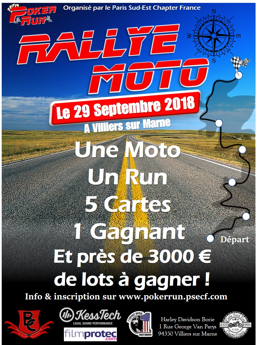 Mail rallye moto
