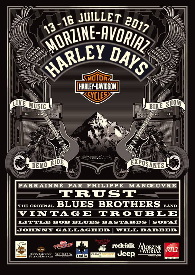 morzine morzine harley days harley days hog cafe racer harley davidson. Black Bedroom Furniture Sets. Home Design Ideas