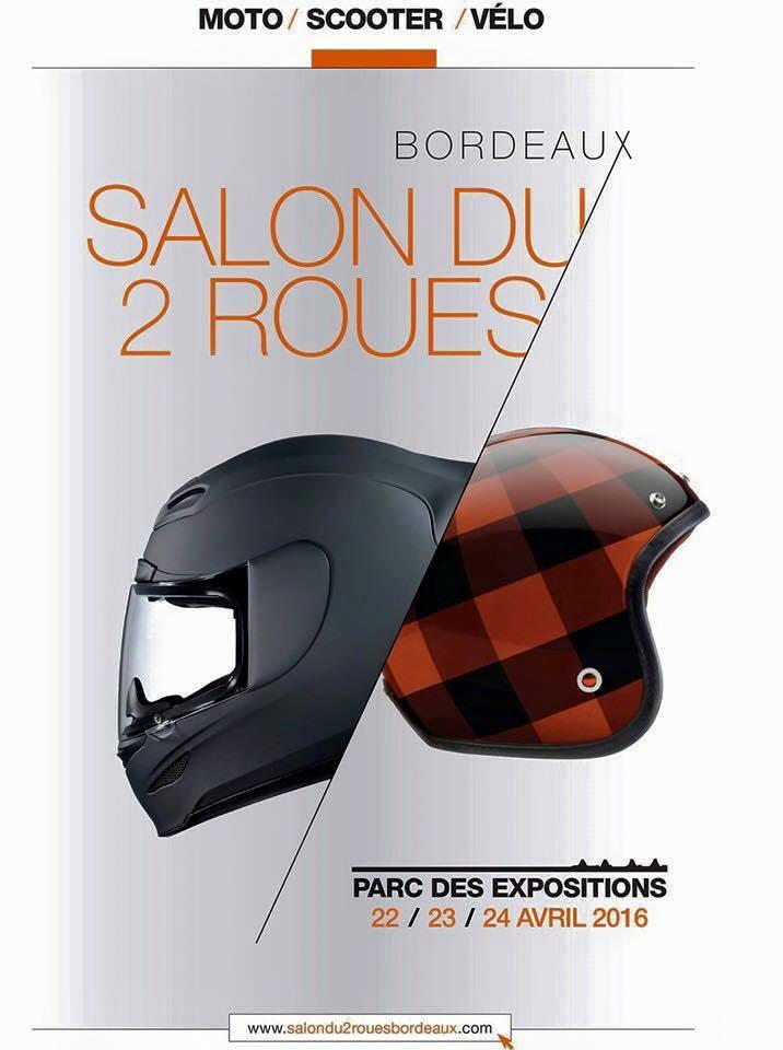 Salon du 2 roues bdx
