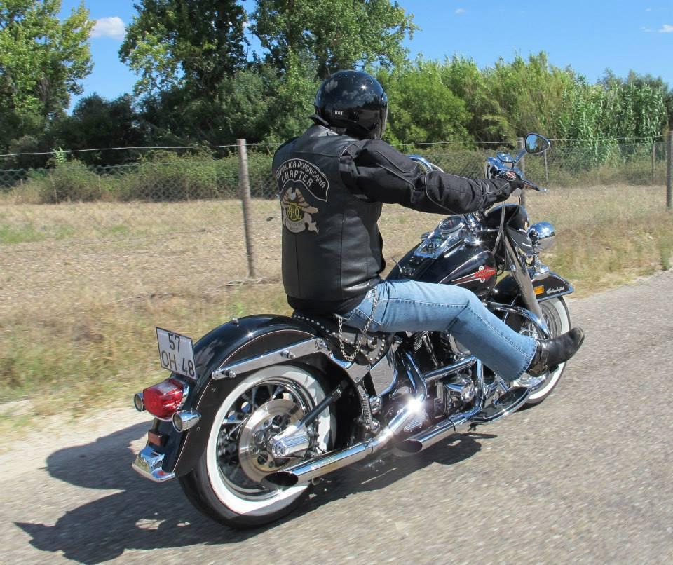 Biker Dominicain