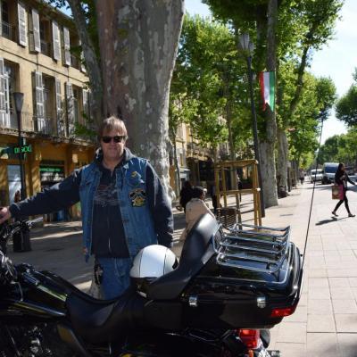 LA CORSE en moto mai 2016