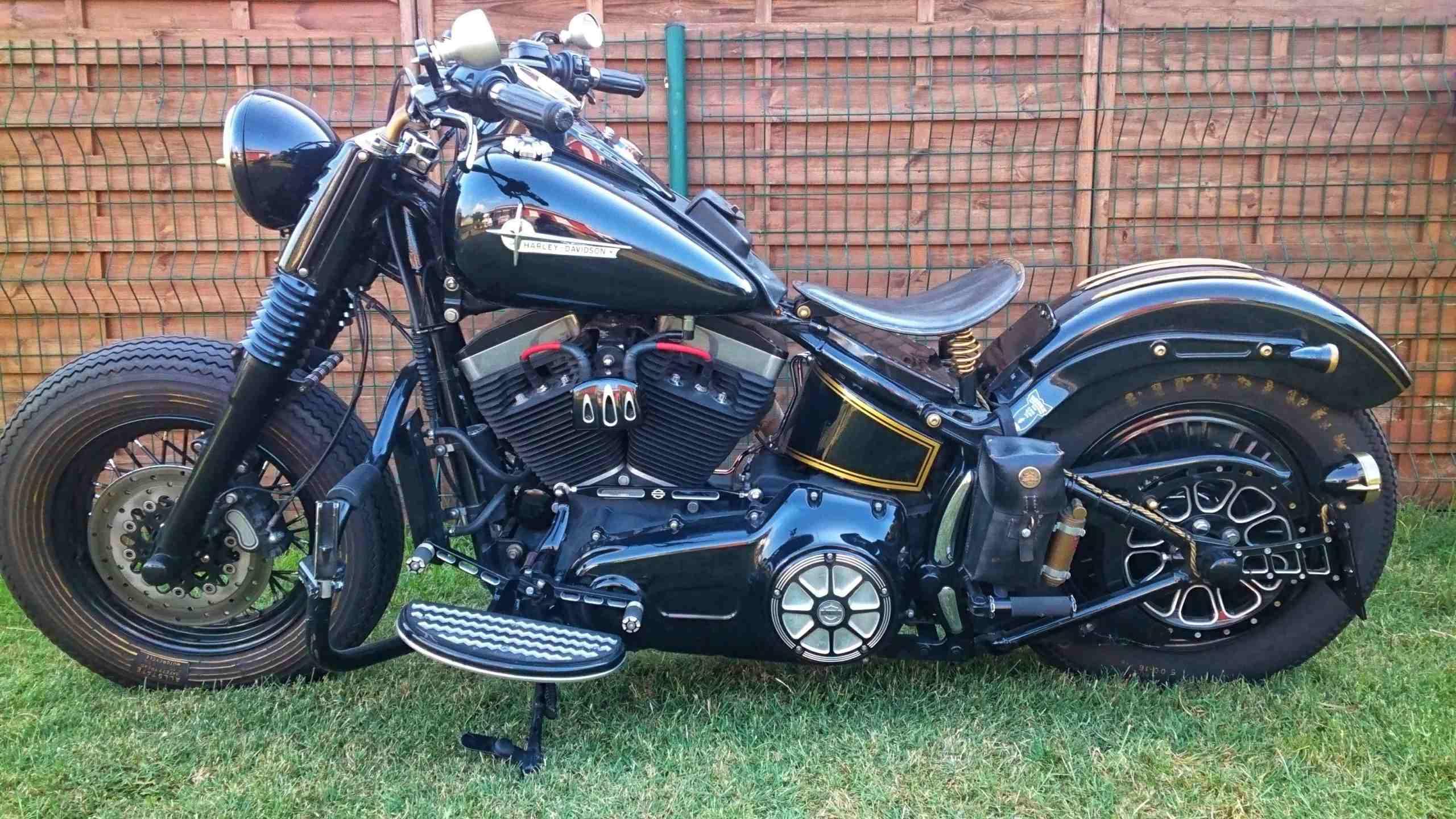 Harley Davidson Softail Slim de 2013