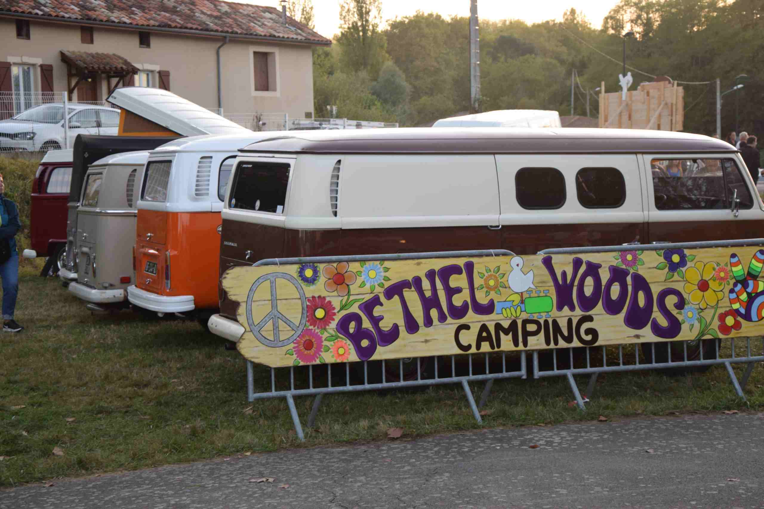 Camping combis VW