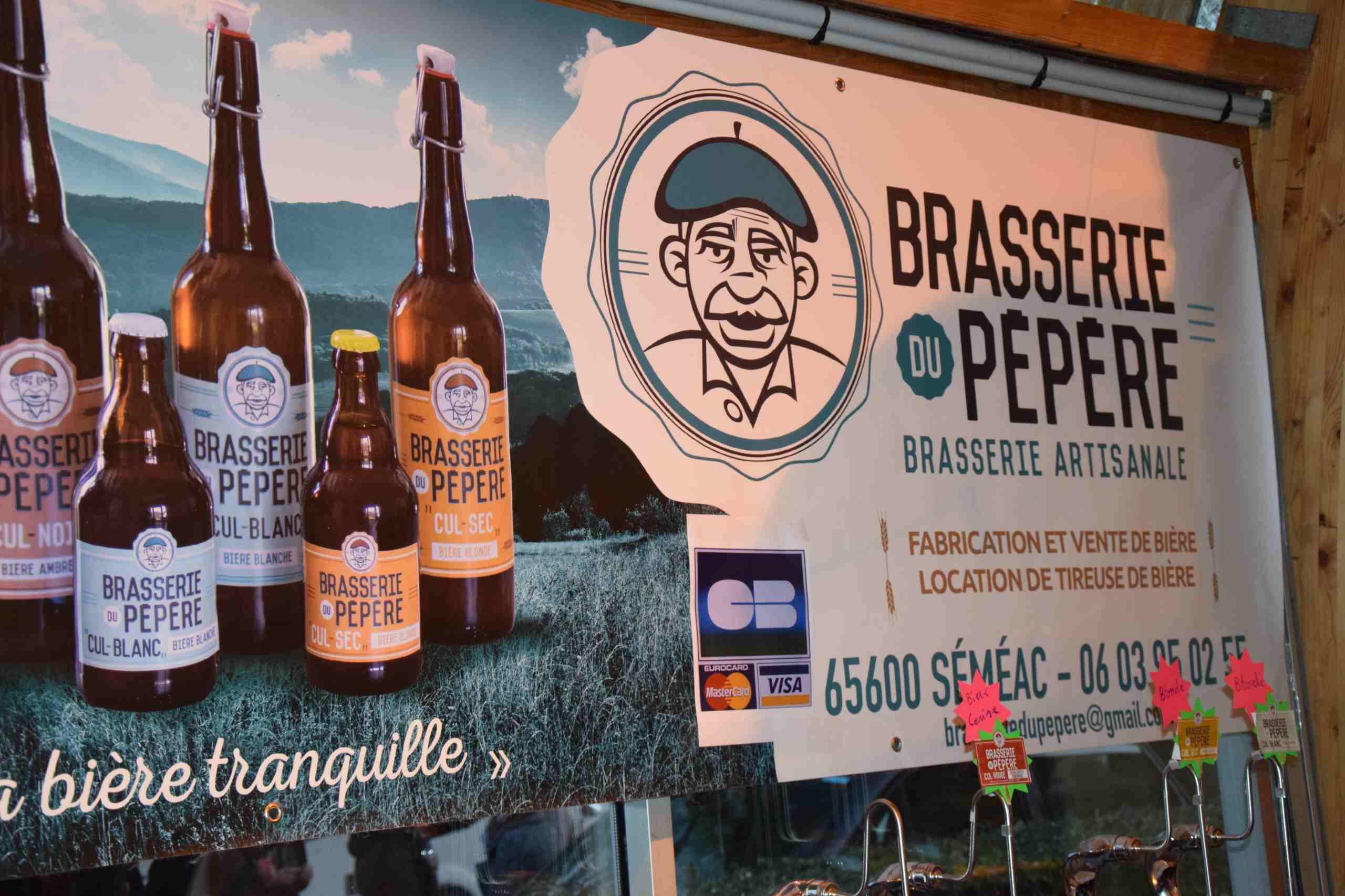 Stand de Bière artisanale