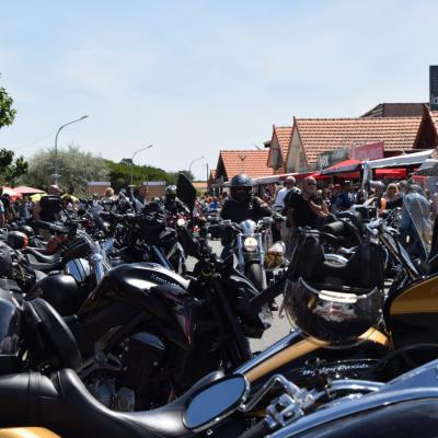 Show Bike à Montalivet