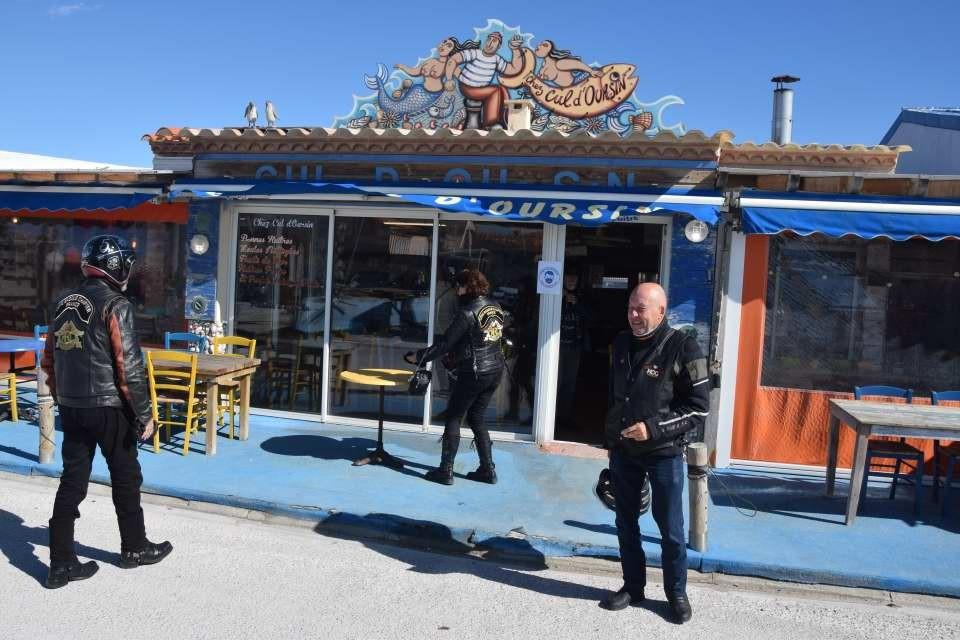 Chez Cul d'Oursin à Port Leucate Restaurants Ostréiculture