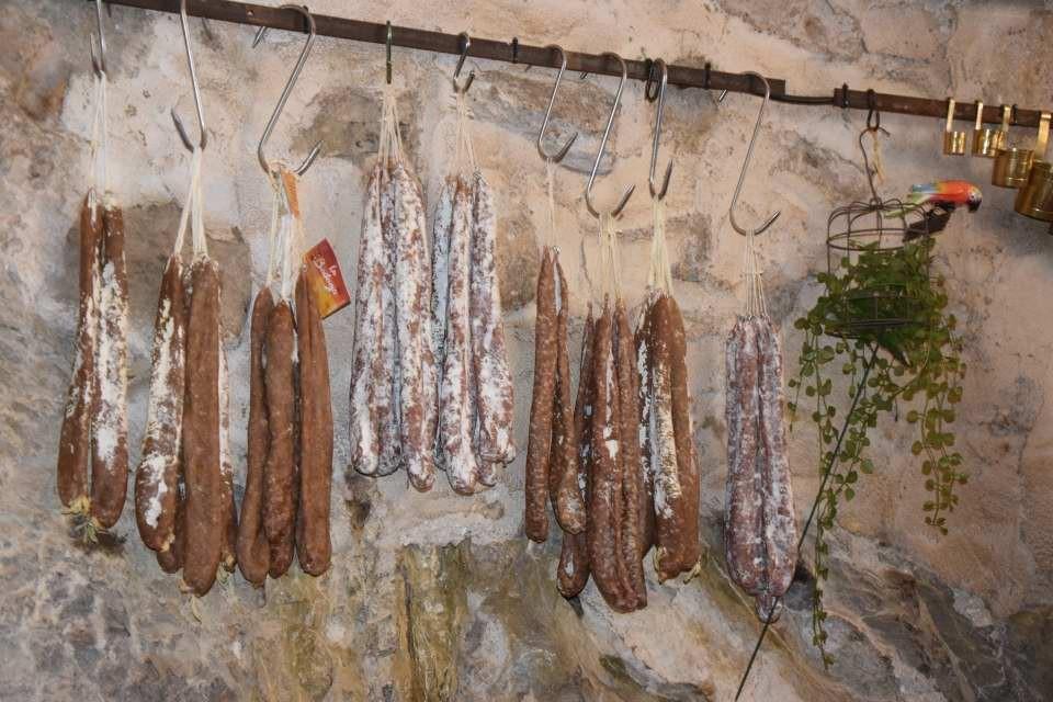Restaurant à Cucugnan