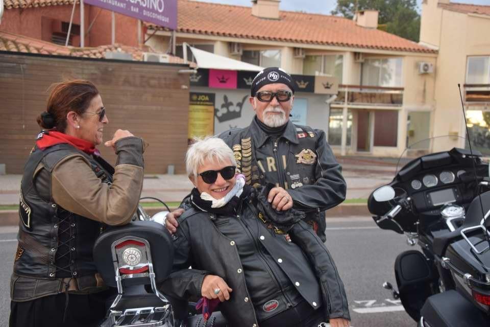 Sandrine, Christine et Denis