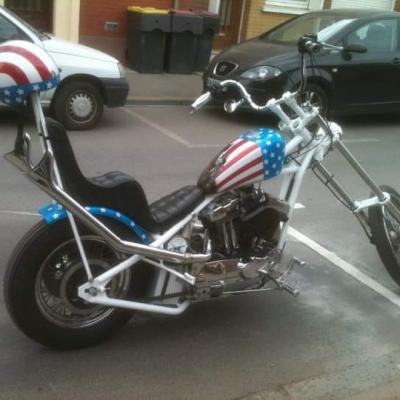 2019 10 03 1200 Chopper Easy Rider