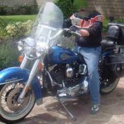 Harley-Davidson Heritage Softail Classic 1340 cm3 USA année 1995