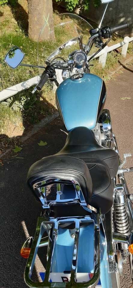Harley Davidson 883 Sporster 2008