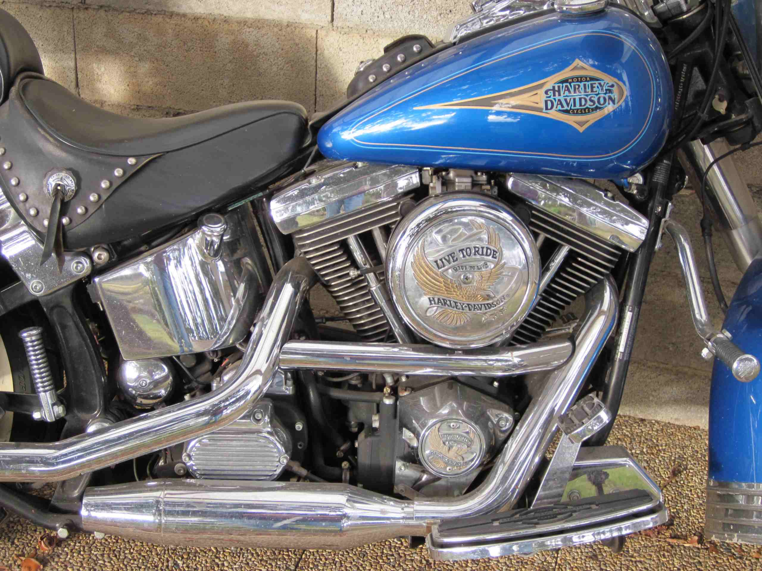 Harley-Davidson Heritage Softail Classic 1340