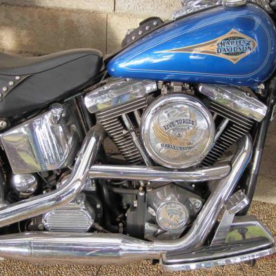 2019 08 28 Harley-Davidson Heritage Softail Classic 1340