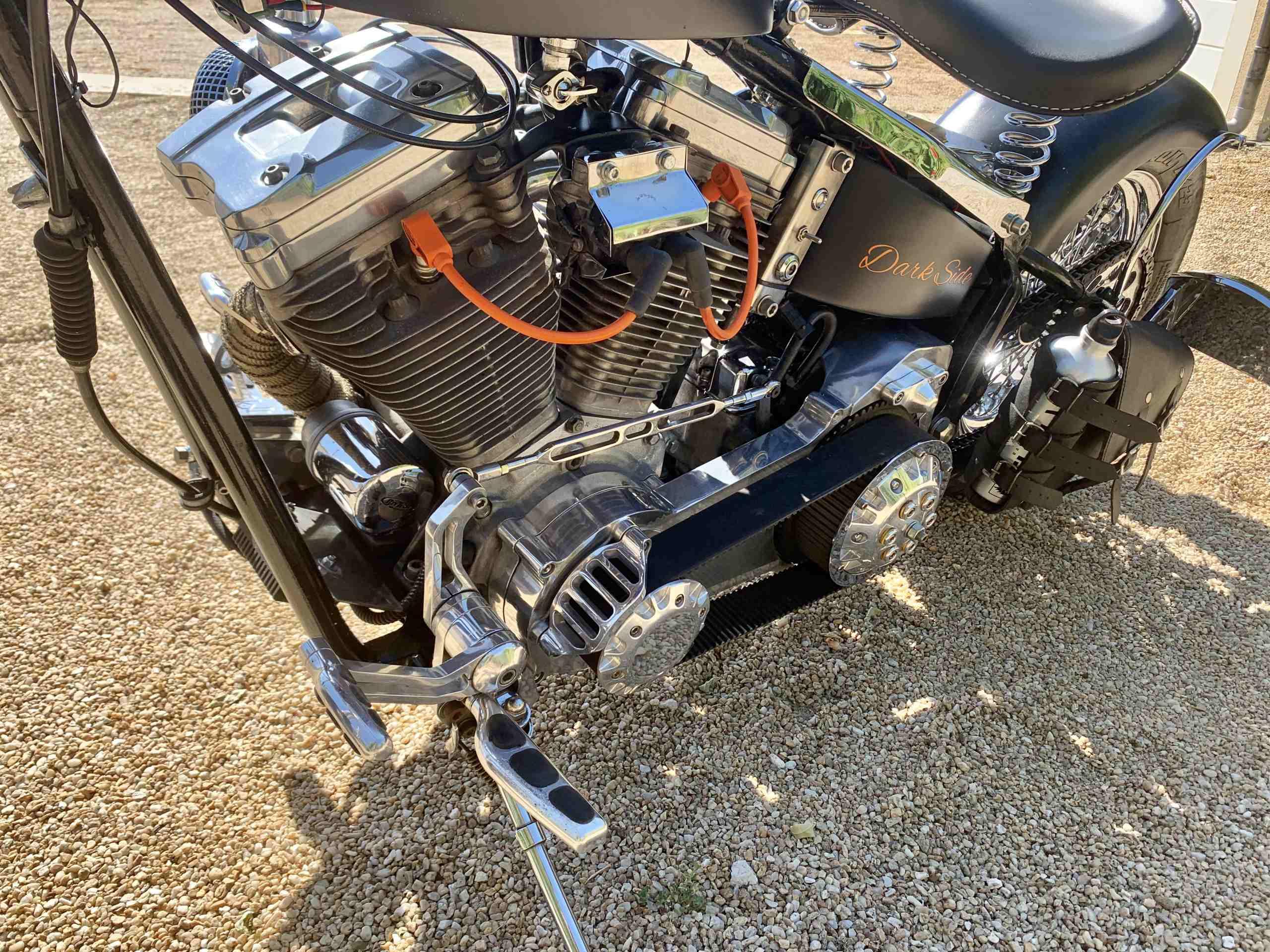 Harley Davidson softail 1340 evo