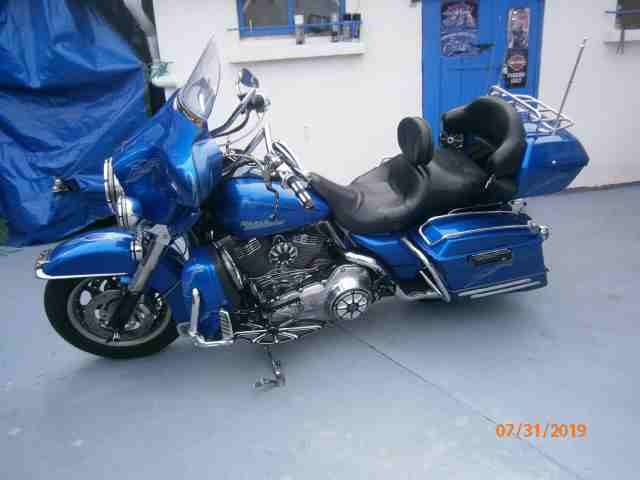 Harley Davidson Electra FLHT STANDARD 96 CI