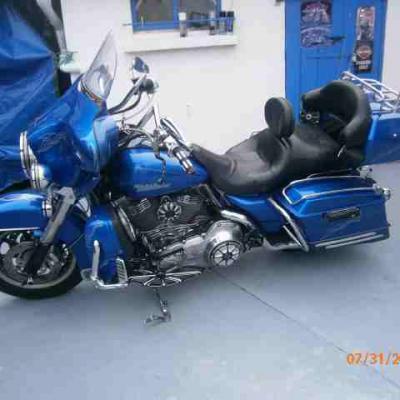 2019 08 08 Harley Davidson Electra FLHT STANDARD 96 CI