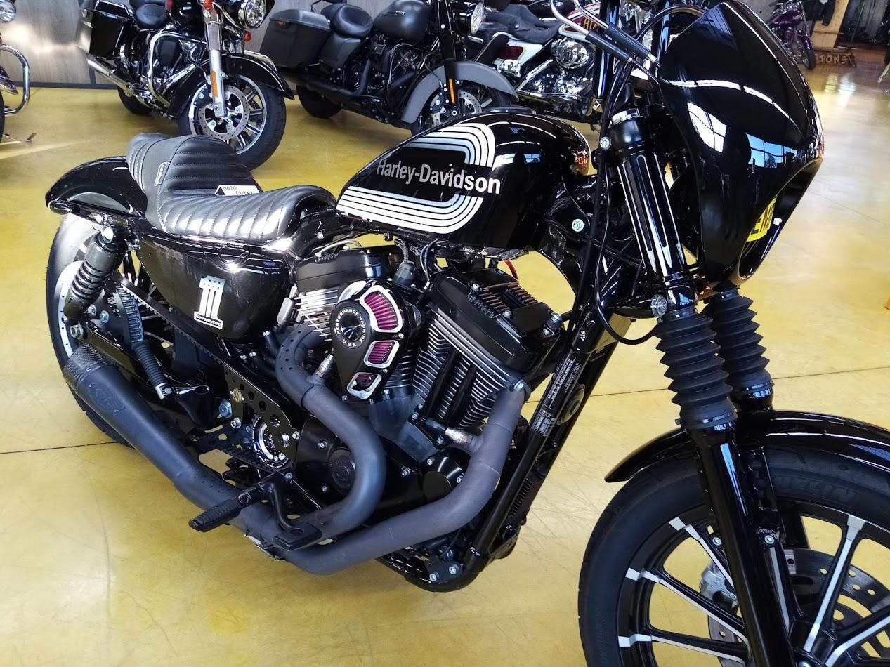 883 hd a concession harley toulouse