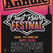 Affiche ouest riderz festival
