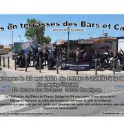 Affiche terrasse pour les bars du 22 05 2021