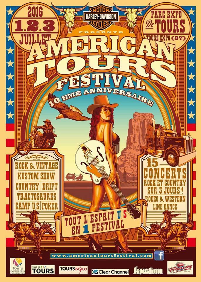 Agenda american tours 1