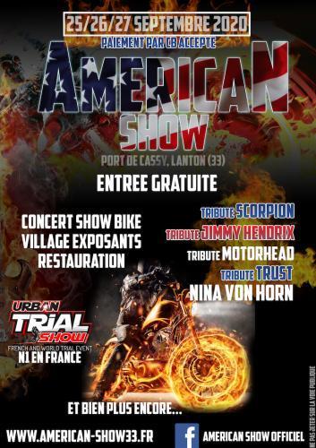 American show 2020