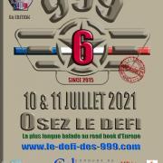 Annonce 2021 defi 999 10 11 juillet 1
