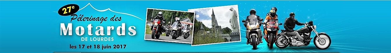 Benedictions motards lourdes