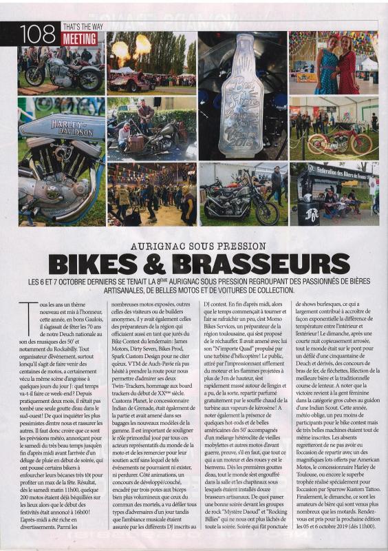Bikes & Brasseur
