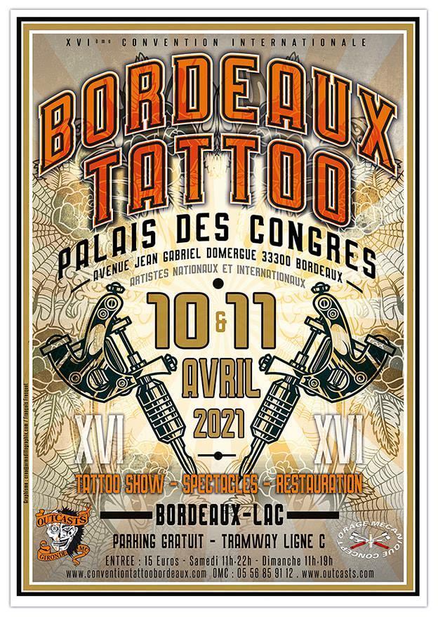 Bordeaux tatoo