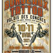 Bordeaux tatoo