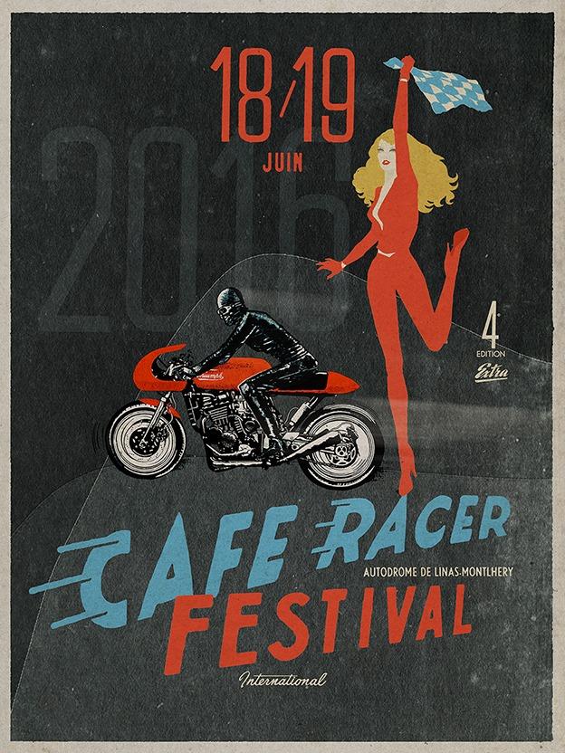 Cafer racer 2016