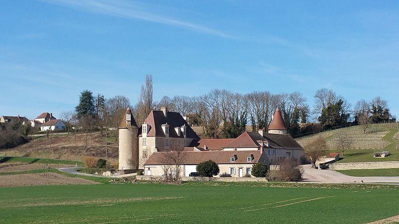 Chateau de chareil cintrat 5