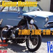 Classic kustom machine velleron 85