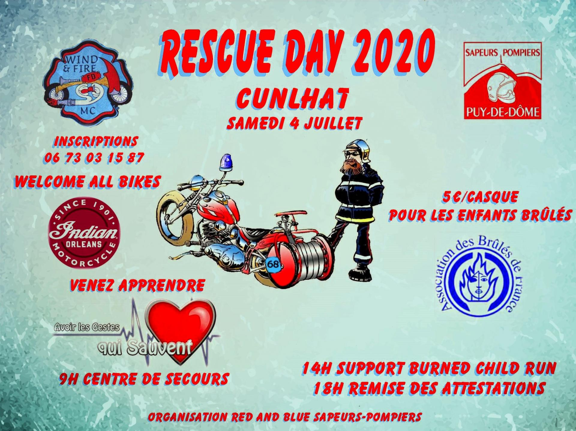 Cunlhat rescue day 2020 a