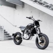 DAB Motors ! constructeur moto Française