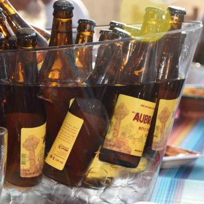 De la bonne biere de L'AUBRAC