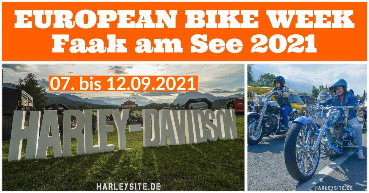 European bike week 1