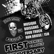 Filius gallia first anniversary