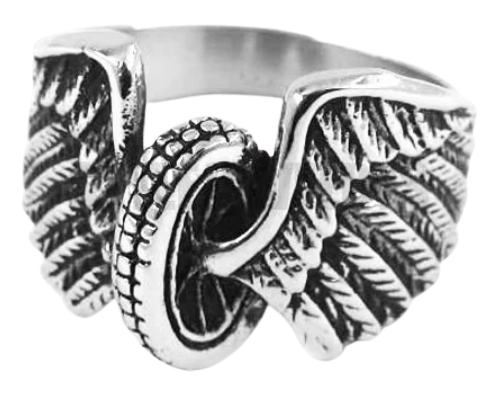 FOREVER TWO WHEELS BAGUE