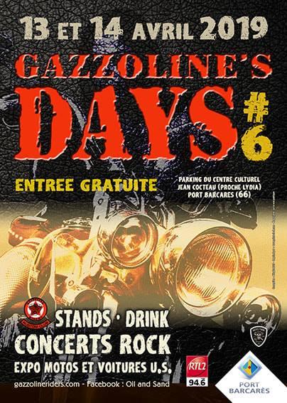 Gazzoline days 2019