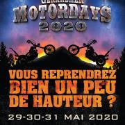 Gerardmer motordays 2020