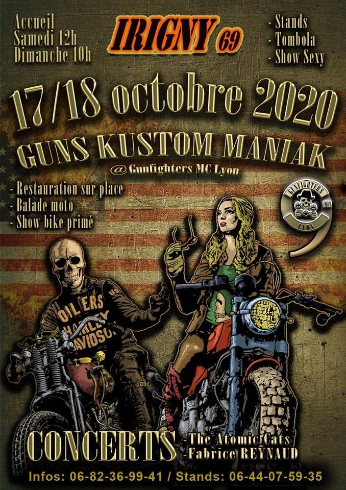 Gunfighters mc lyon 1