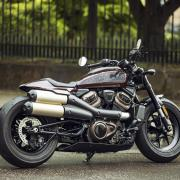 Harley davidson 1250 2021